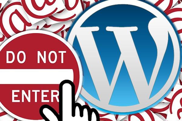 Interdire et bannir site, IP ou pays spam dans WordPress