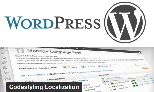 Gérer les traductions dans WordPress