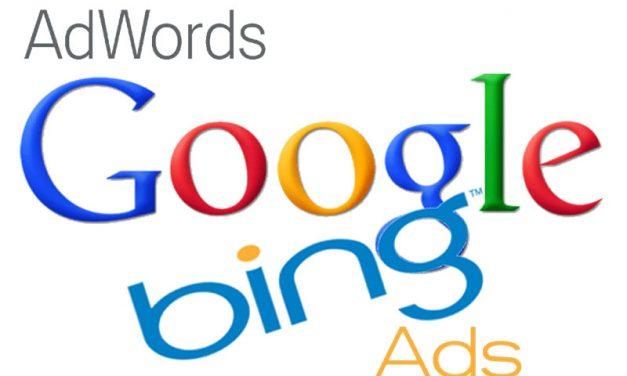 Et Bing ! Dans Google ! ou La drôle d'histoire de l'annonceur annoncé