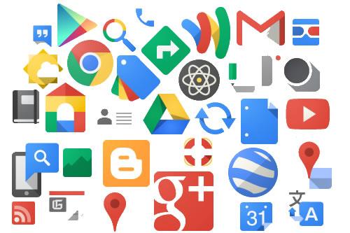 Les services proposés par Google