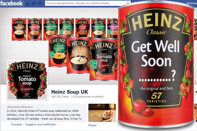 Heinz : le marketing fait vendre de la (bonne) soupe
