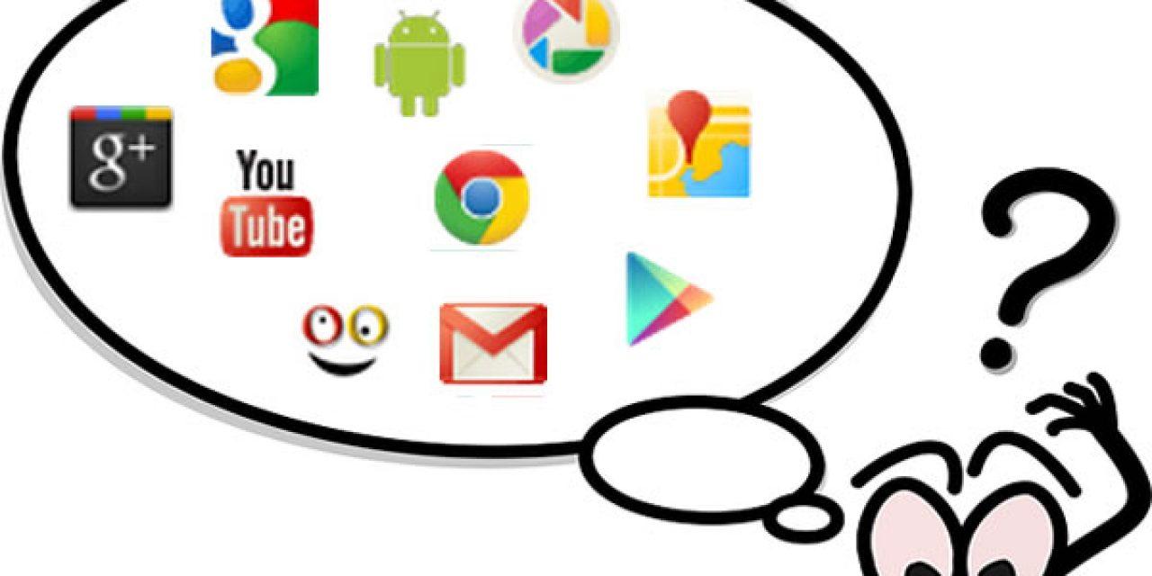 La confidentialité de vos données avec Google (Bis) : n'oubliez pas le «Dashboard» !