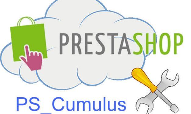 Un module «Nuage de tags» sympa pour Prestashop