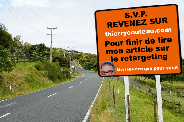Remarketing, Retargeting et reciblage publicitaire