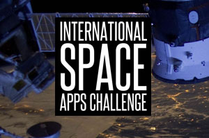 Avril 2013 - International Space App's Challenge