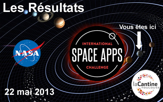 International Space App's Challenge 2013