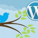 Ajouter un flux twitter à votre site WordPress