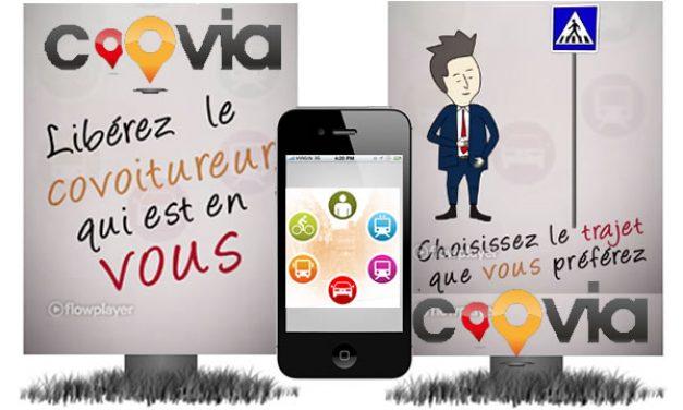Toulouse: Coovia, application mobile pour des déplacements intelligents