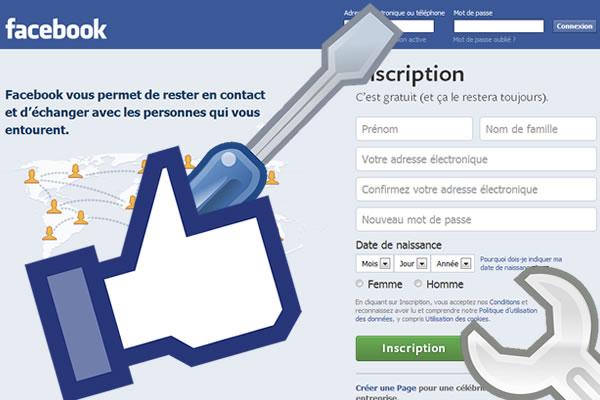 Facebook, solutions et astuces