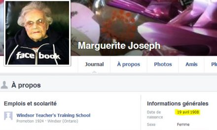 Marguerite Joseph, la centenaire de Facebook n'est plus