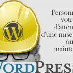 WordPress: une page de maintenance personnalisée selon le thème