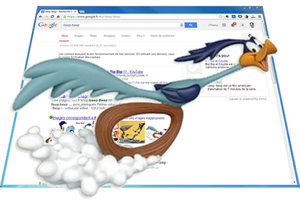 La vitesse est un indice de qualité pour l'indexation web