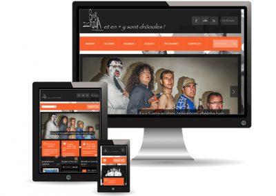 Bobzigua.com, site de musiciens