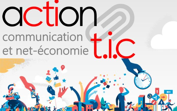 Action T.I.C., l'association qui (re)crée le lien entre les acteurs locaux de la net-économie